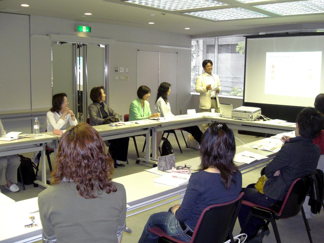 女性起業家向け広告・販促セミナー終了!