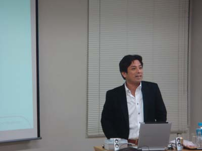 北海道網走商工会議所主催 経営革新塾販売促進セミナー講師