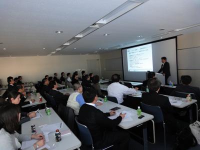 埼玉県 ぶぎん地域経済研究所主催 研修(販売促進)セミナー講師