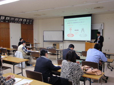 長野県 千曲商工会議所主催 販売促進(広告宣伝)セミナー講師