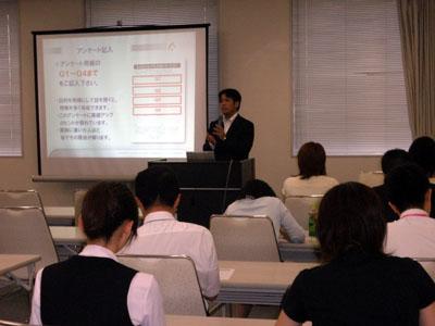 福井県 福井商工会議所主催 販売力向上実践セミナー講師
