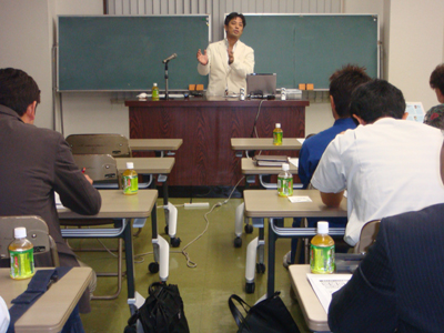 新潟 五泉商工会議所主催 販売促進(広告作成)セミナー講師