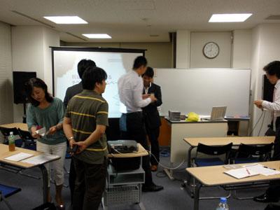 行政書士廣木雅之さん主催セミナー