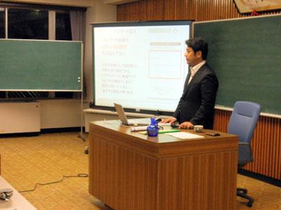石川県 宝達志水町商工会主催 販促(販売促進)セミナー講師