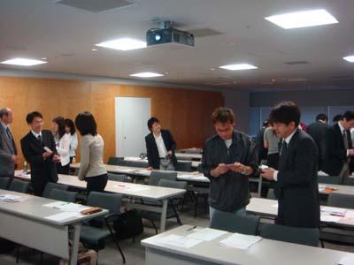 大阪 大阪産創館主催 販促(広告)セミナー講師