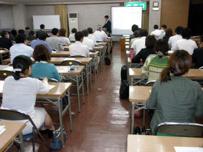 静岡県 磐田商工会議所主催 販売促進(広告作成)セミナー講師