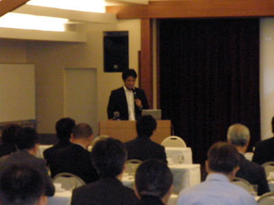 愛知県 株式会社JTB中部主催 販売促進(広告作成)セミナー講師