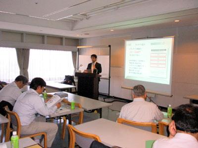 東京都 財団法人日本醸造協会主催 販売促進(広告作成)セミナー講師