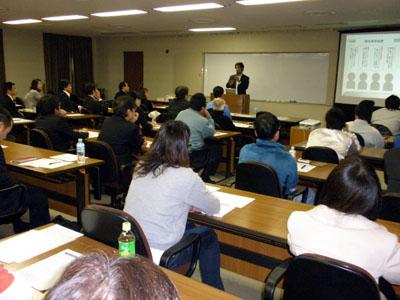 兵庫県 加古川商工会議所主催 不況克服 販促(販売促進・広告作成)セミナー講師