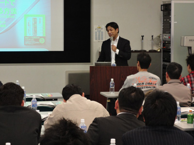 大阪府 関西電力株式会社主催 販売促進(広告宣伝)セミナー講師
