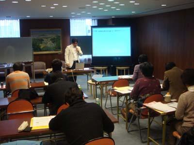 奈良 橿原商工会議所主催 販促(POP)セミナー講師