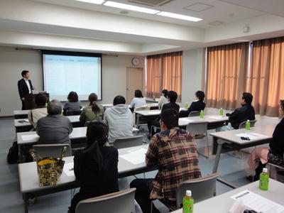 岡山県 吉備中央町商工会主催 販売力向上(販売促進)セミナー講師
