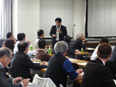 千葉県 木更津商工会議所主催 販売促進(広告宣伝)セミナー講師