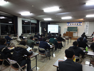 長野県 小諸商工会議所主催 販売促進(広告宣伝)セミナー講師