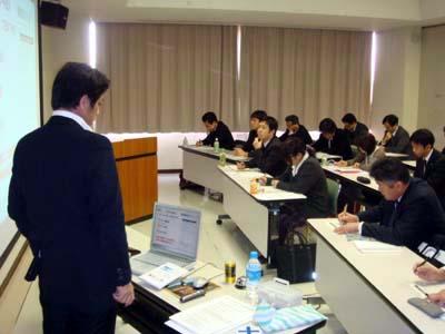 熊本県商工会議所連合会主催 経営指導員研修会講師