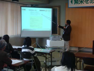 富山 黒部商工会議所主催 販促(広告)セミナー講師