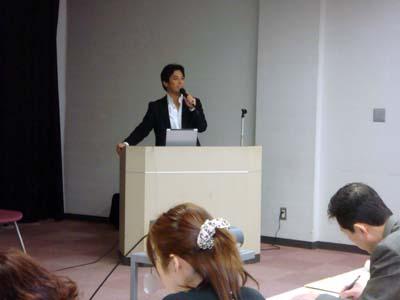 滋賀 草津商工会議所主催 販促(広告宣伝)セミナー講師