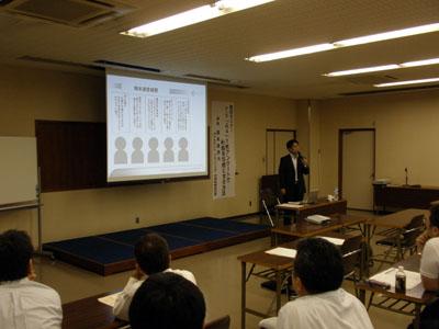 三重県 松阪商工会議所主催 販売促進(広告作成)セミナー講師