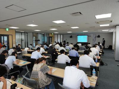 静岡県 三島商工会議所主催 販売促進(広告宣伝)セミナー講師