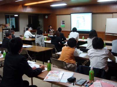 宮崎商工会議所主催 みやざきの商人モデル事業 販売促進(広告)セミナー講師