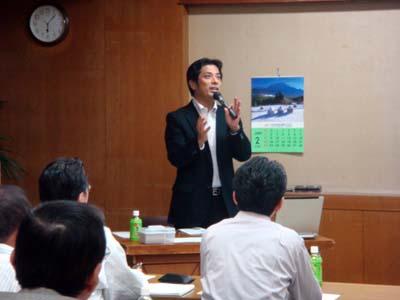 宮崎商工会議所主催 みやざきの商人モデル事業 販売促進セミナー講師