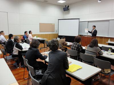 長崎県 長崎県障害福祉課主催 工賃倍増にかかる販売促進セミナー講師