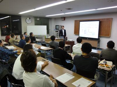 石川県 野々市町商工会主催 販売促進(広告宣伝)セミナー講師