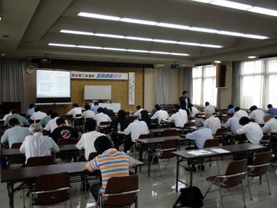 長野県 岡谷商工会議所主催 夏期講座 販売促進(広告作成)セミナー講師