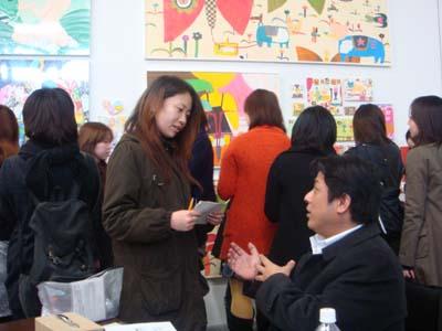 大阪 大阪デザイナー専門学校主催 特別講演講師