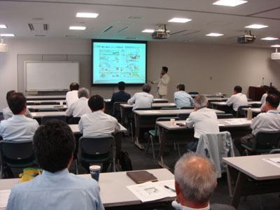 大阪ガス株式会社主催 販促(広告)セミナー講師