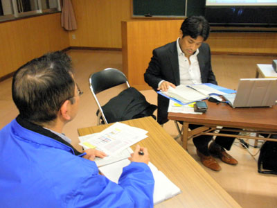 宮崎県 西都商工会議所主催 販促チラシ添削講座セミナー講師