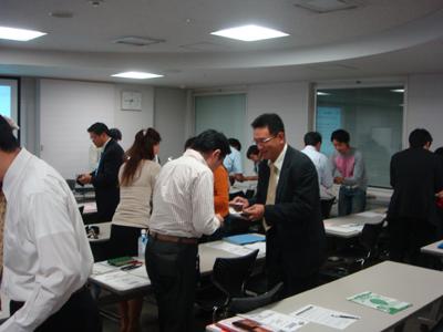 大阪 産創館主催 販売促進(広告作成)セミナー講師