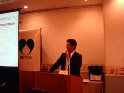 NPO法人SKC企業振興連盟協議会(船場経済倶楽部)主催 販促セミナー講師