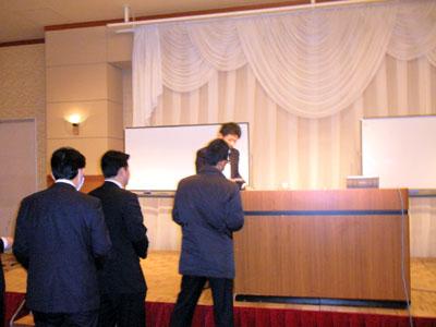 山口県 下関商工会議所主催 地域力連携拠店事業 販促(販売促進)セミナー講師