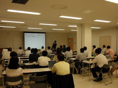 滋賀県 滋賀県産業支援プラザ主催 起業のチカラ!パワーアップセミナー講師
