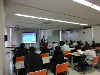 愛媛県 四国中央商工会議所主催 販売促進(広告宣伝)セミナー講師