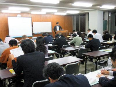 福島 須賀川商工会議所主催 販売促進(広告制作)セミナー講師