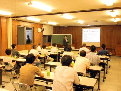 北海道 砂川商工会議所主催 販売促進(広告作成)セミナー講師