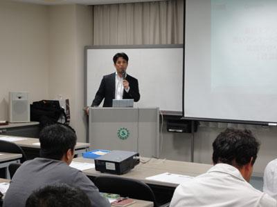 滋賀県 高島市商工会主催 「高島経営道場」販売促進(広告宣伝)セミナー講師