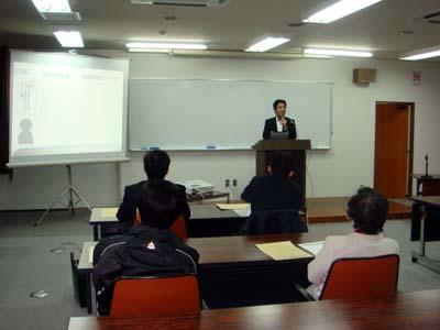 富山県商工会連合会主催 経営支援セミナー講師