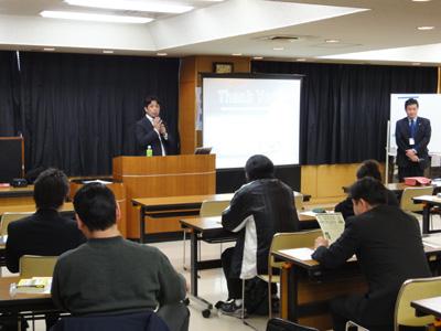 千葉県 八千代商工会議所主催 販売促進(広告宣伝)セミナー講師
