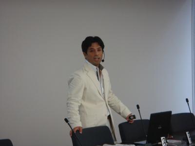 三重 四日市商工会議所主催 起業塾セミナー講師